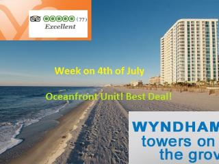 Wyndham Vacation Resorts Towers on the Grove, North Myrtle Beach