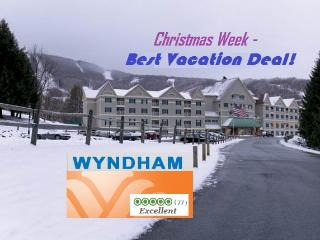 Wyndham Bentley Brook (Jiminy Peak mountain), Hancock