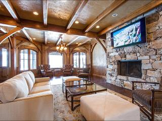 Stunning Landscape Views - Custom Furnishings & High End Finishes (25221), Park City