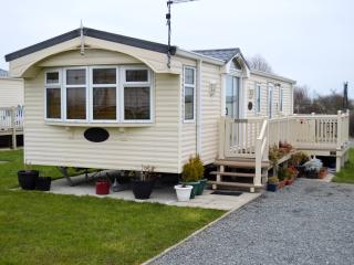 29. Caravan on Sand Le Mere, Withernsea