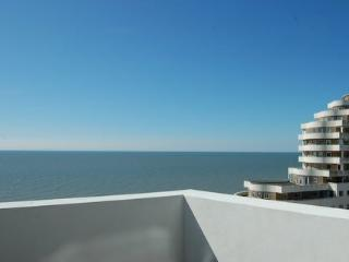 Modern penthouse with panoramic sea views, Hastings