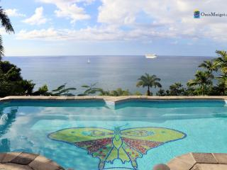Butterfly Beach House, Walk to Long Sandy Beach, Castries
