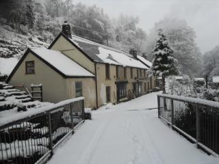 The Falls Bed and Breakfast, Clydey