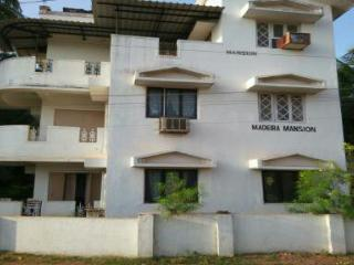 2 bedroom hall kitchen furnished flat in Candolim