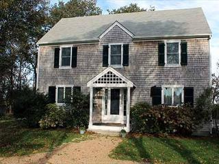 BEAUTIFUL COLONIAL STYLE HOUSE SET ON A LANDSCAPED PROPERTY, Edgartown