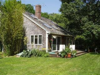 CHARMING PRIVATE COTTAGE WITH A YARD THAT IS A SLICE OF HEAVEN ON EARTH, West Tisbury