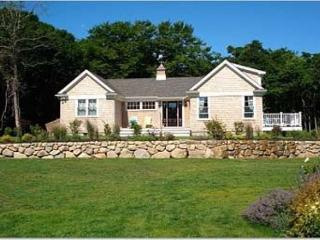 GUEST HOUSE WITH STATE OF THE ART KITCHEN & NICE WATERVIEWS., Aquinnah