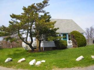 CLASSIC VINEYARD FISHING VILLAGE VIEWS FROM THIS QUINTESSENTIAL COTTAGE, Chilmark