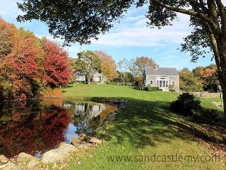 COMPLEX IN A BEAUTIFUL SETTING-MAIN HOUSE &BARN w/POOL,HOT TUB,TENNIS, Chilmark
