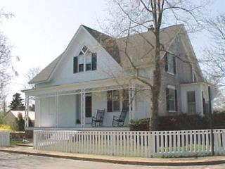 HISTORIC DISTRICT HOME JUST A SHORT STROLL TO TOWN & 2 BEAUTIFUL BEACHES!, Edgartown