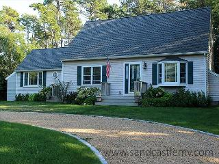 Beautiful Edgartown home with Central Air Conditioning and Pool Table