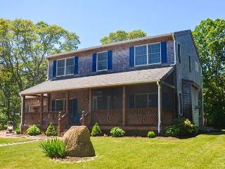Lovely Oak Bluffs home one mile from town and beach