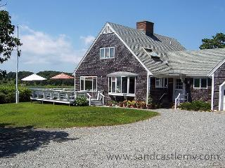Beautiful Chappaquiddick, Caleb's Pond waterfront property, Edgartown