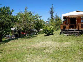 Holiday Chalet on small resort in green setting, Bonvicino