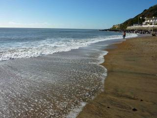 Holiday apartment in Ventnor, close to beach