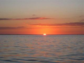 Spectacular Sunset From Buttonwood Bay, Key Largo