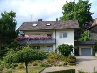 Vacation Apartment in Sasbachwalden - 861 sqft, 2 bedrooms, up to 4 people (# 8456)