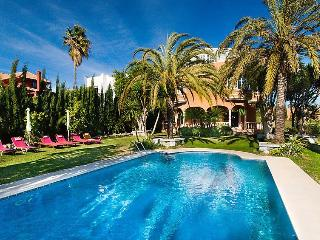 Holiday house at the beach in Costa del Sol, Estepona