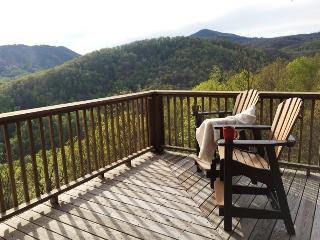 Mtn Cabin, Spectacular Views, Hot Tub, Sleeps 10, Bat Cave