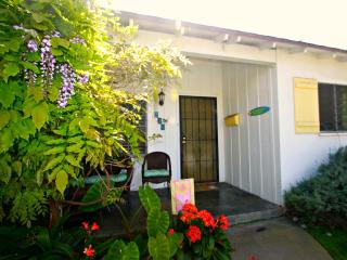 The California Cottage at Windansea  in La Jolla
