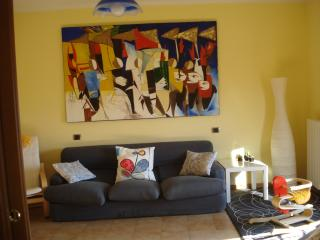 LOVELY APARTMENT WITH BALCONY STUNNING VIEW, Treia