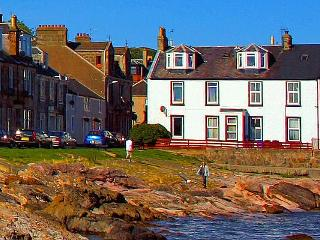 Island break at 3 Crichton Street, Millport