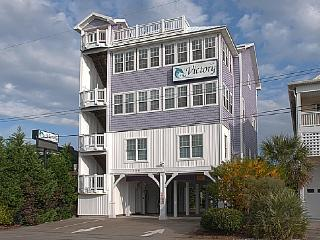 Victory Penthouse, Carolina Beach