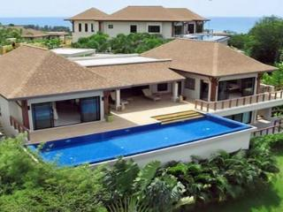 Three Bedroom Pool Villa with Great Views Overlooking the Sea at Cape Panwa For Holiday Rent HOL3298