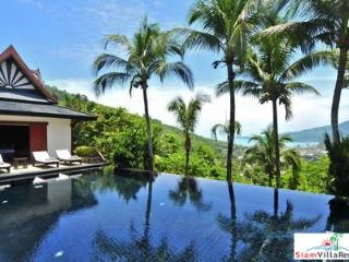 Exquisite Thai Style 1-7 Bedroom Holiday Villa in Kamala HOL3625