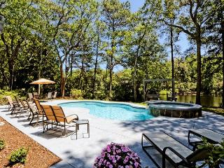 Beautiful Spacious 6BR/4.5BA Home with New Private Pool and Spa, Hilton Head
