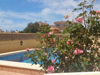 4 Bedroom house with private pool, close to beach, Alicante