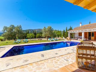 Finca Piolin: pool, garden and relax, Alcudia