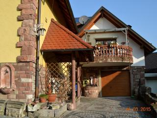 Vacation Apartment in Lauf - 807 sqft, 2 bedrooms, max. 5 people (# 6260)