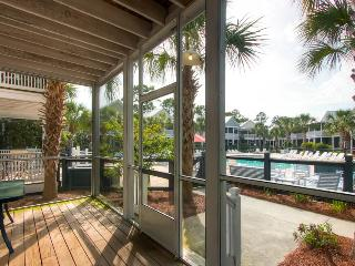 Barefoot Cottages B16-2BR/2.5BA*10%OFF April1-May26*PoolFront-Screened in Porches-Forgotten Coast, Port Saint Joe