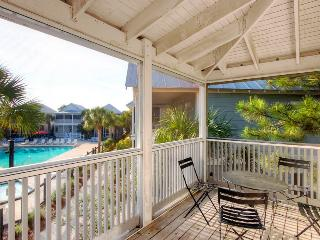 Barefoot Cottages B25-3BR-PoolFront*10%OFF April1-May26*screened porch, Port Saint Joe