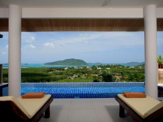 ANDAMAN VIEW: 5 bed, Seaview, Private Pool VIlla, Nai Harn