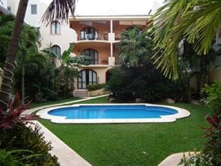 Amazing position 2 rec. with pool, Playa del Carmen