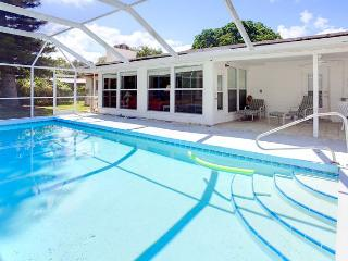 Venice Island Parkdale House, 4 bedrooms, heated pool, hdtv, wifi