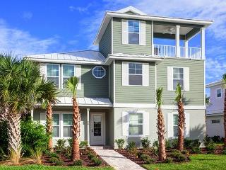 Camelot Cinnamon Beach, 7 Bedrooms, 10 HDTVs, Pool, Spa, Elevator, Theater, Palm Coast