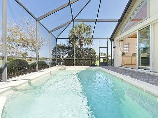 KingFisher Home, Private Heated Pool Screen Lanai, Marble Floors, new HDTVs, Palm Coast