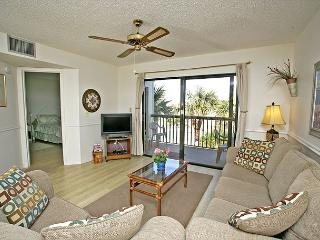 Ocean Village Club E35, with 2 pools and tennis court, Saint Augustine Beach