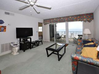 Amelia South #5L - 5th floor, ocean front with pool, elevator, Fernandina Beach