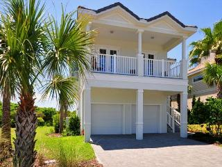 Seahorse Beach, 3 Bedroom Private House, 2 heated pools, 2 spas, gym, Palm Coast