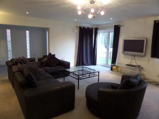 Detached  house suitable for large family/groups, Aberdare