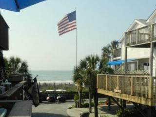 Ocean Front Resort, OV, 4 bdrm, 3 baths free wifi, Myrtle Beach