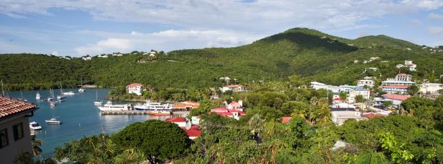 PALM BREEZES, St. John