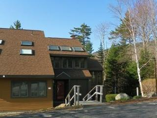 Waterville Valley Vacation Rental Sleeping 8 with Access to Indoor Pool