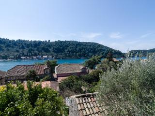 Guest House Boroje - Three Bedroom Apartment with Terrace and Sea View, Sipanska Luka