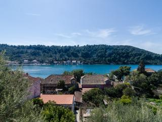 Guest House Boroje - Three Bedroom Apartment with Balcony and Sea View, Sipanska Luka