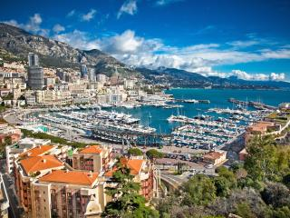 Monaco 2 bedroom penthouse apartment, Beausoleil